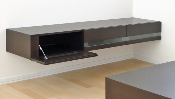131aa3508ad17603093a51c04d34a8e4 おしゃれなテレビボードをあなたの家に【フロートテレビボード17例】