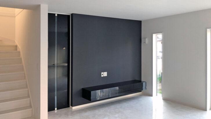 76c85c1025e0e7d07f748850444496ed おしゃれなテレビボードをあなたの家に【フロートテレビボード17例】