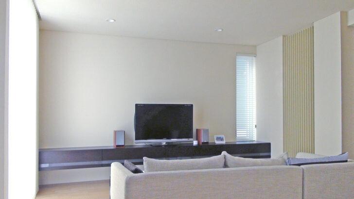 da262250474dd5a992b24d4f67e411e3 おしゃれなテレビボードをあなたの家に【フロートテレビボード17例】