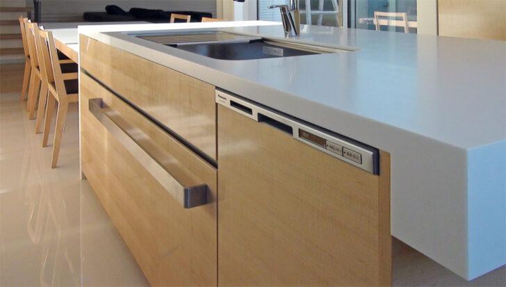 キッチンの施工過程が面白い(レア写真)【作り方の参考になります】