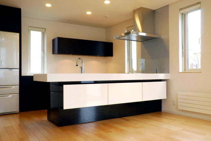 中規模の家でも実現できる贅沢なインテリア空間