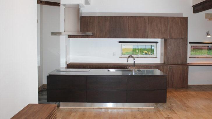 アイランドキッチンの設計→設置までを動画で紹介&CADデータ紹介